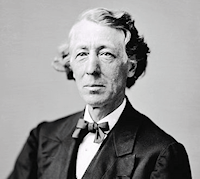 Horatio King, 19th Postmaster General of the United States, photo c. 1870 to 1880