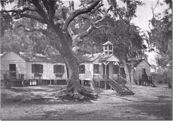 the old penn school
