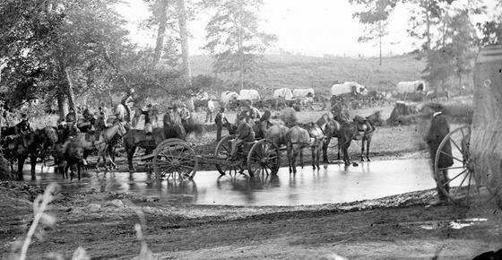 1862 August Cedar Mountain