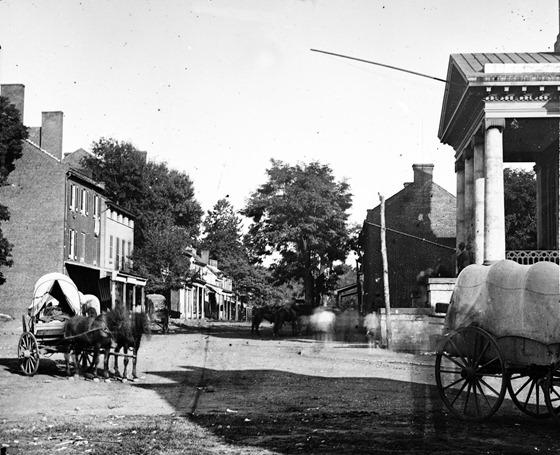 1862 August Warrenton