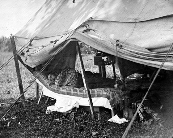 1862 August Westover Landing
