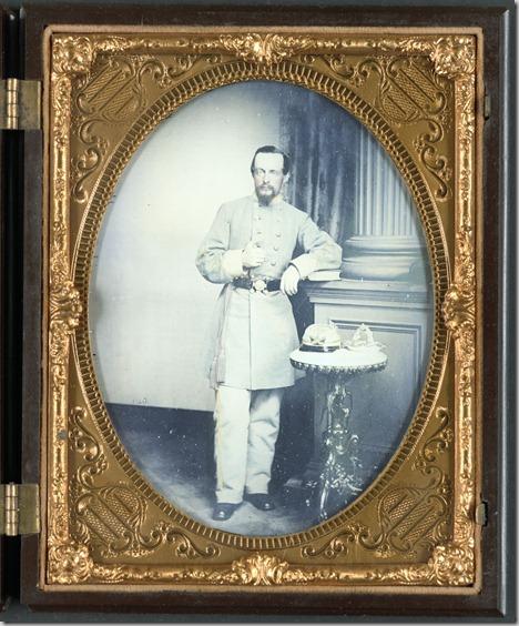 Captain George Riggs Gaither of K Company, 1st Virginia Cavalry 31430u