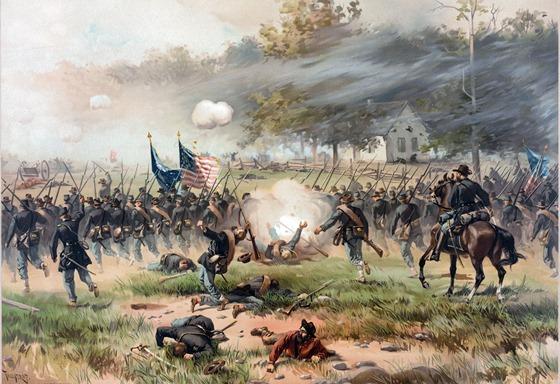 1862-09-17 Battle of Antietam