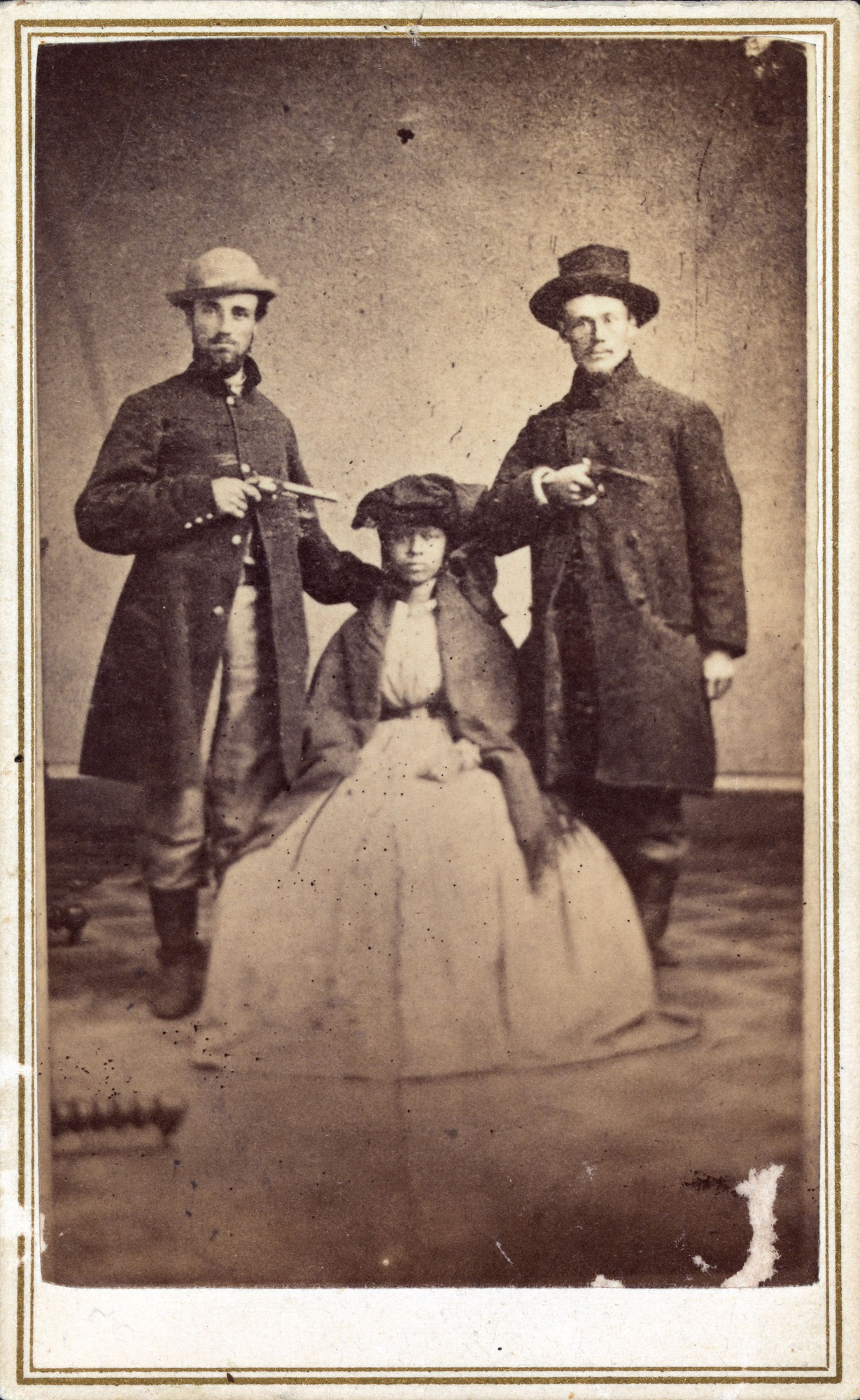 Fugitive slave? — Daily Observations from The Civil War