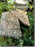 sarah dasher headstone