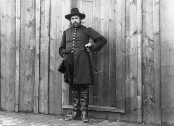 Captain Theron E. Hall, A.Q.M
