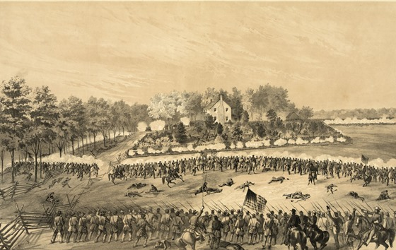 Battle of Jackson, Ms