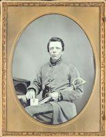Post image for Civil War Diary of William Raleigh Clack, defending Vicksburg.