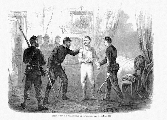 arrest of Vallandigham
