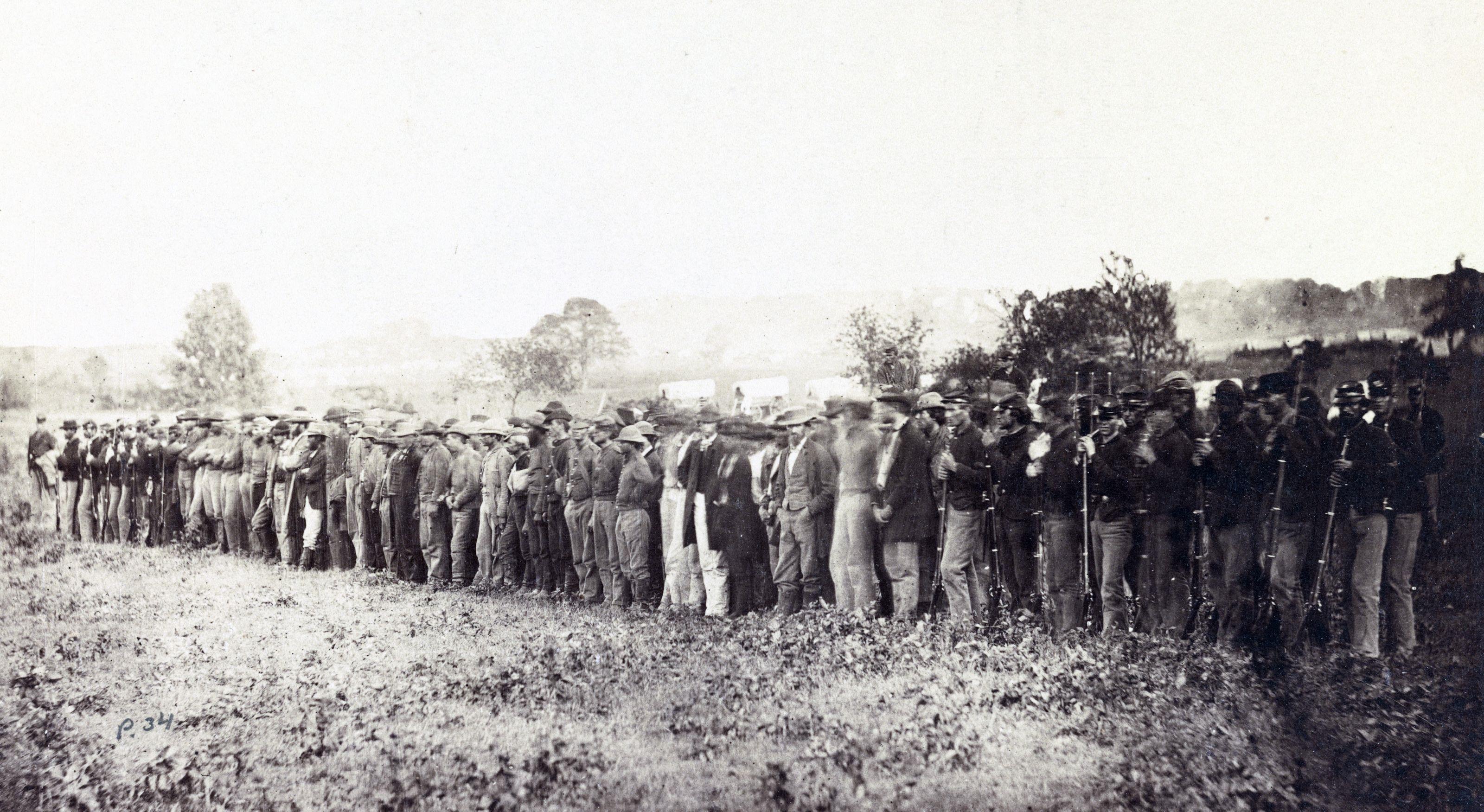 Prisonniers June-17-Battle-of-Aldie-prisoners