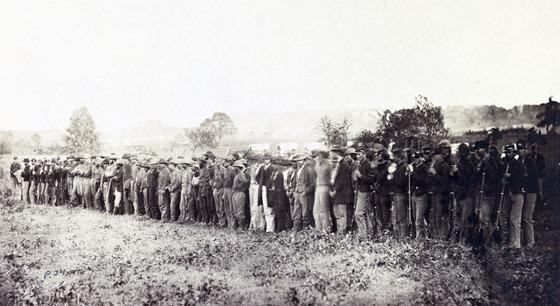 June 17 Battle of Aldie, prisoners