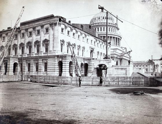 Capitol, Washington, D.C., south-east view