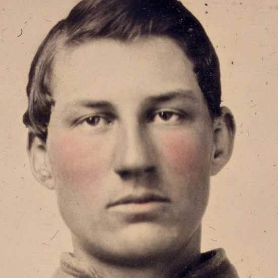 Unidentified soldier in Confederate uniform__