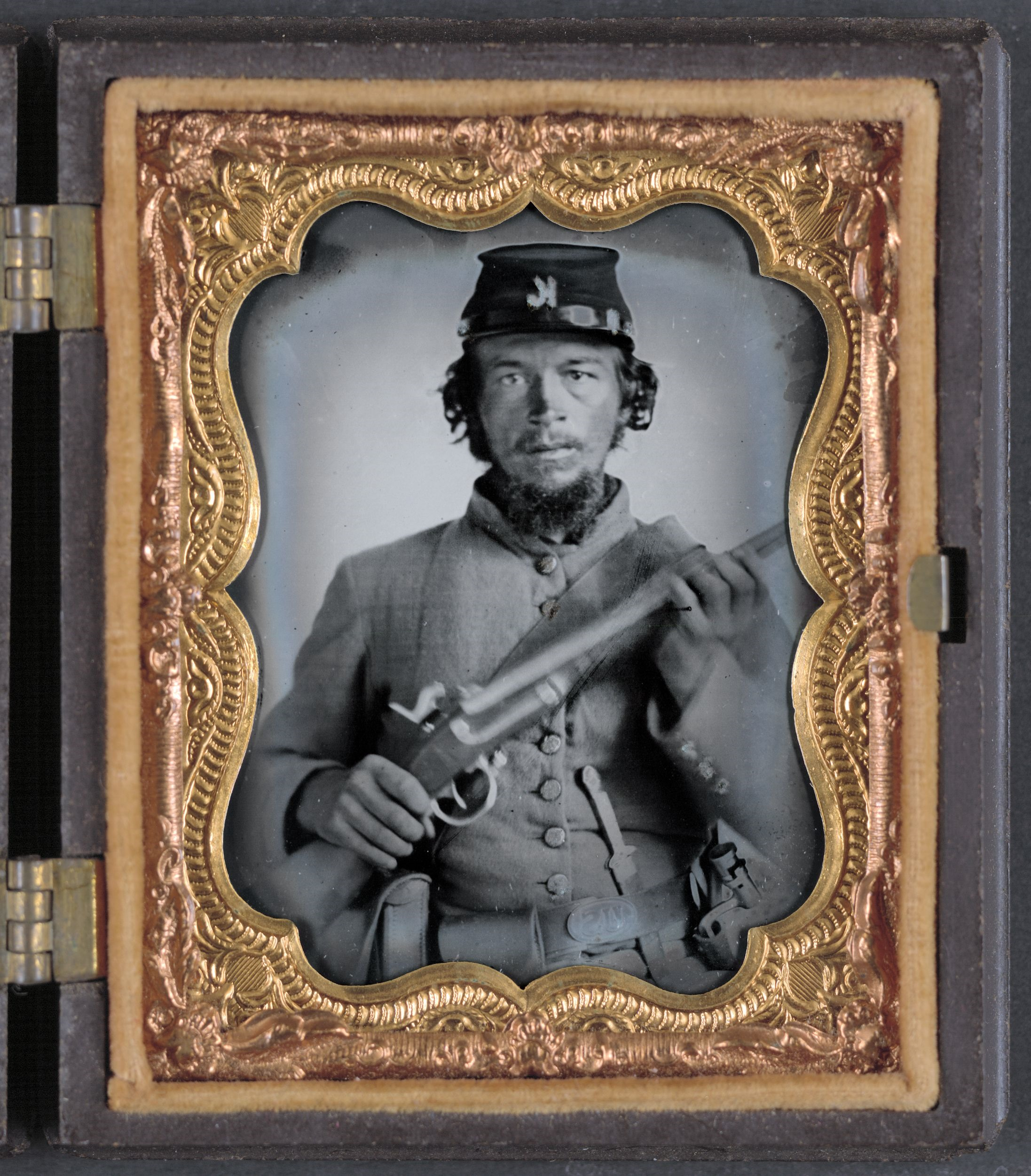 Civil War Portrait Daily Observations From The Civil War