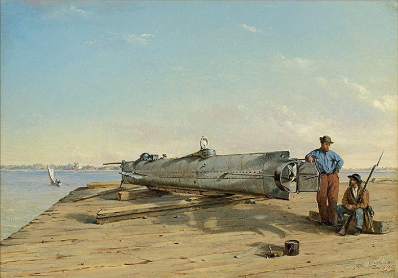 Submarine_Torpedo_Boat_H_L_Hunley